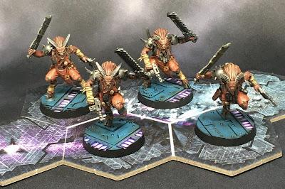 Blackstone Fortress Chaos Beastmen
