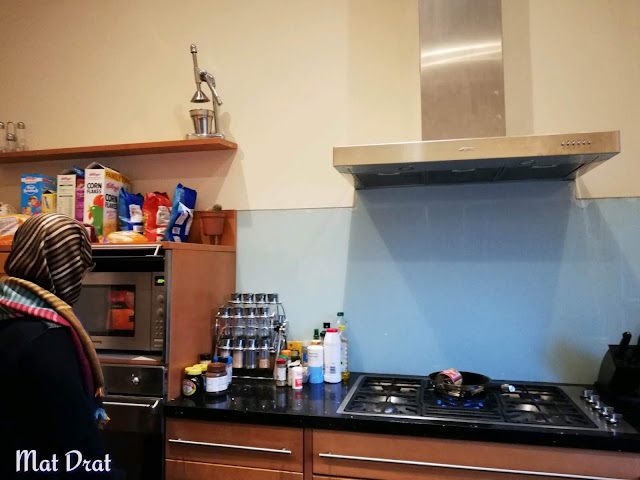 Tips Percutian Backpacker Edinburgh Hotel airbnb murah