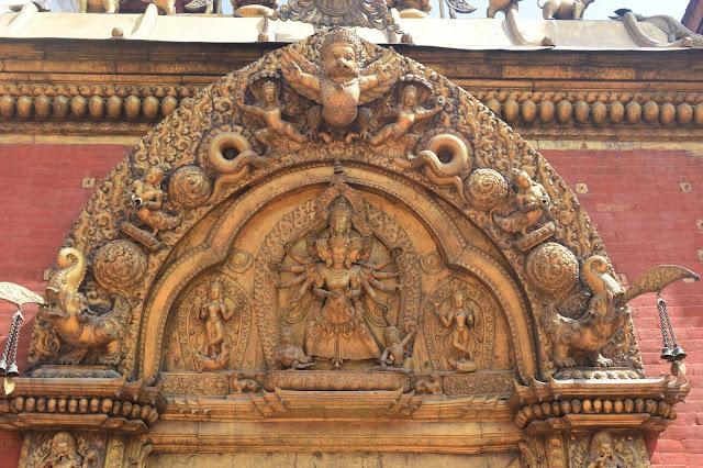 Golden gate Bhaktakpur