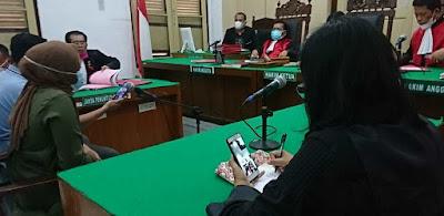 Selundupkan Sekilo Sabu di Bandara Kualananu, Dua Terdakwa Terancam Hukuman Berat