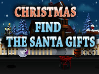 Top10NewGames - Top10 Find The Santa Gifts