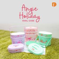 Dusdusan Angie Holiday Oval Case (Set of 12) ANDHIMIND