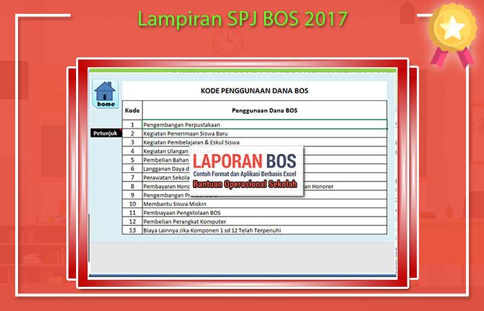 Lampiran SPJ BOS 2017