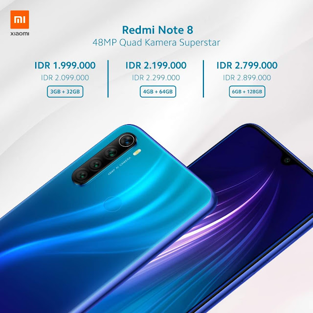 varian redmi note 8