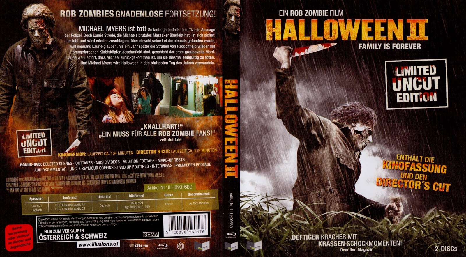 synopsis rob zombies h2 halloween ii picks up at the exact moment that 2007s box office smash halloween stopped and follows the aftermath of michael - Halloween 2 Music