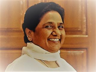 mayawati_in_hindi
