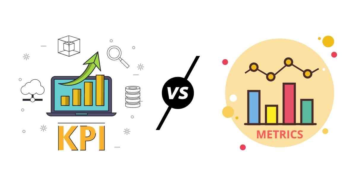 Key Performance Indicator (KPI) vs Metrics - Moniedism
