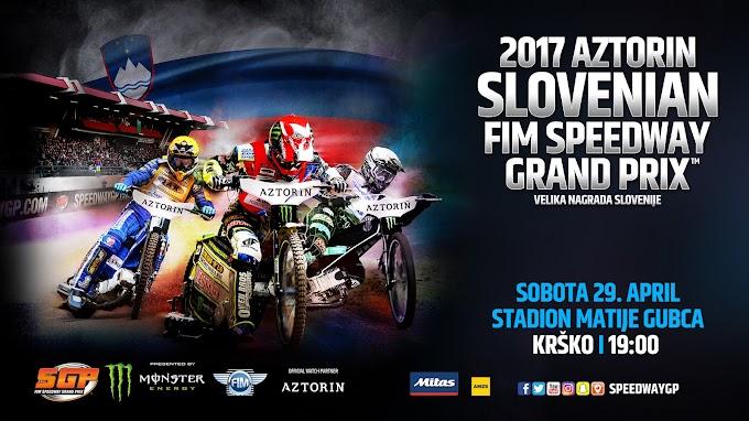 2017 AZTORIN SLOVENIAN FIM SPEEDWAY GRAND PRIX