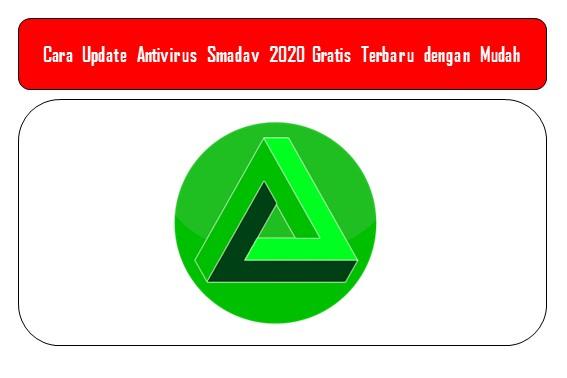 Cara Update Antivirus Smadav 2020 Gratis Terbaru dengan Mudah