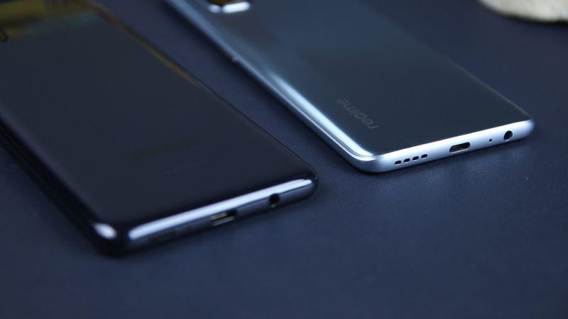 Komparasi Speaker Samsung Galaxy M51 dengan Realme 7 Pro