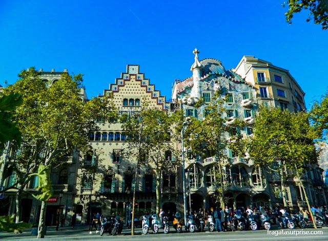 Casa Amatller e Casa Batlló, Barcelona