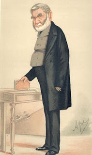 Sir Anthony Panizzi was the subject of a caricature in Vanity Fair magazine