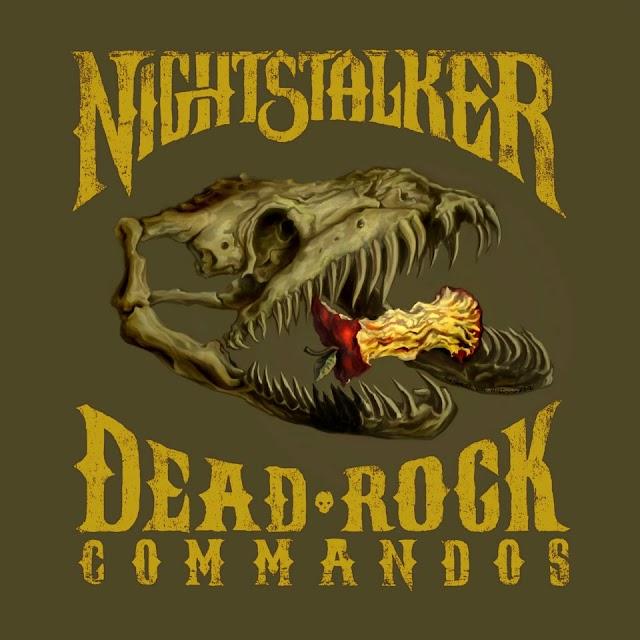 Nightstalker's Upcoming Album Update