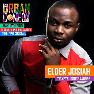 [EVENT] Sme Urban Comedy Fest Live In Calabar 18th Of May