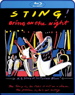 Sting: Bring on the Night [BD25]