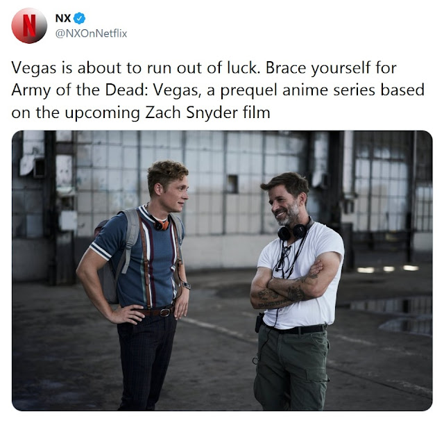 Netflix - Army of the Dead