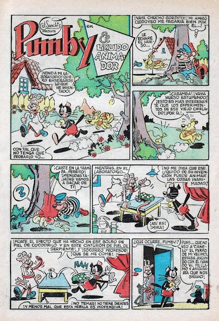 Pumby nº 197 (24 de junio de 1961)