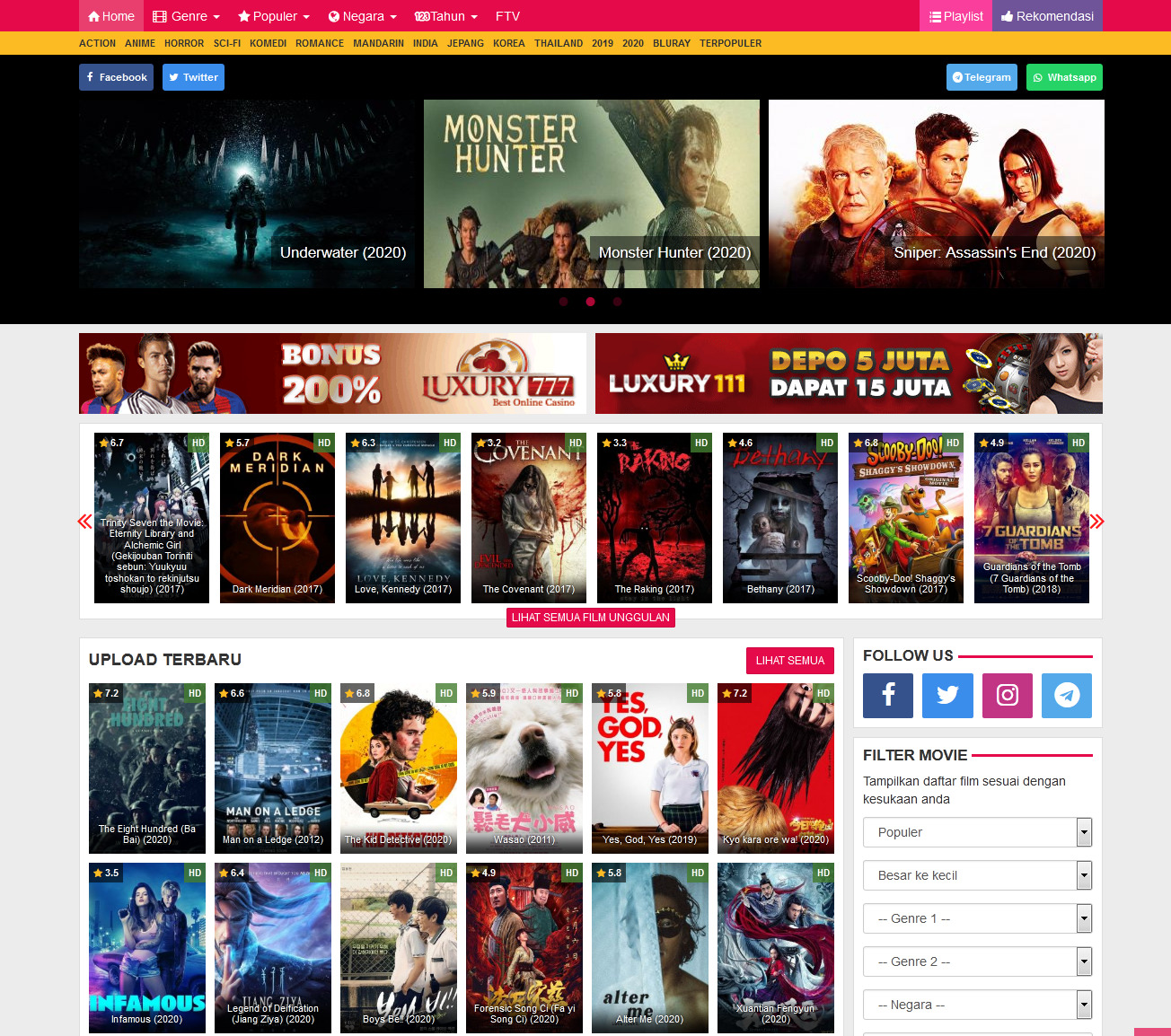 IndoXXI 2021 Nonton streaming dan download film