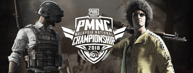 Malaysia's First Official PUBG National Championship - Yoodo's The Official Digital Telco