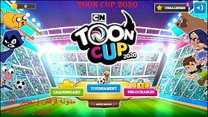تحميل كاس تون Toon Cup 2021 للكمبيوتر لعبة كرتون نتورك مجانا