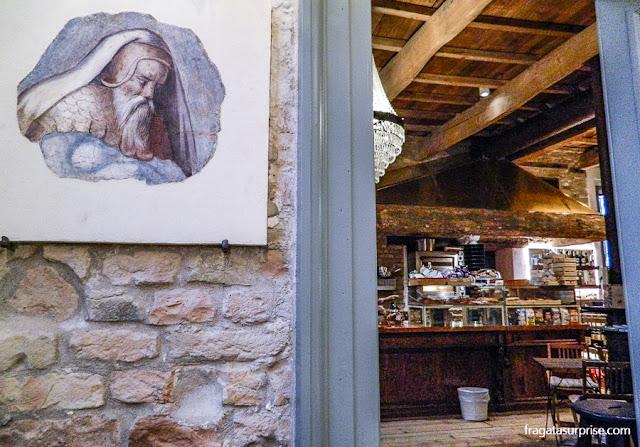 Restaurante Casa Spadoni, Ravena, Itália