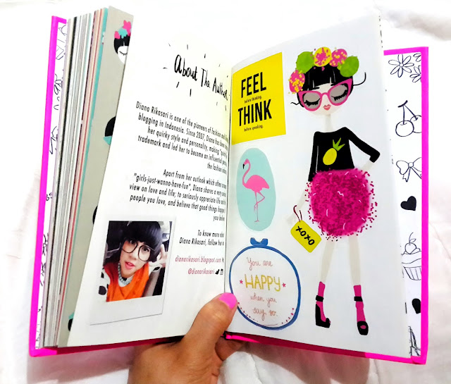 Review, Buku, Gramedia, Book, Diana, Rikasari