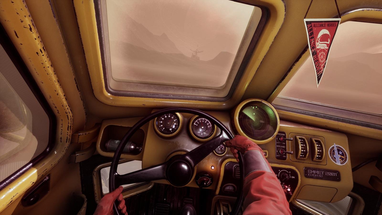 Бывшие сотрудники CD Projekt RED и Techland анонсировали приключение The Invincible по роману Станислава Лема - 03