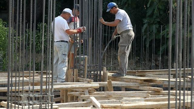 Αύξηση σημείωσε η οικοδομική δραστηριότητα στην Πελοπόννησο τον Μάιο