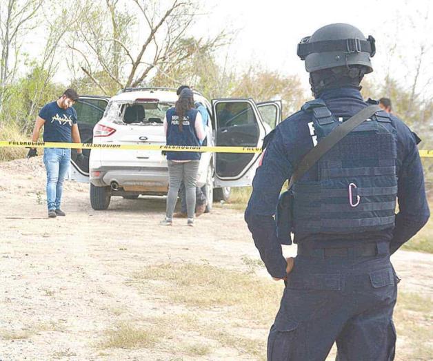 En Reynosa mueren dos Sicarios al enfrentarse a Policías