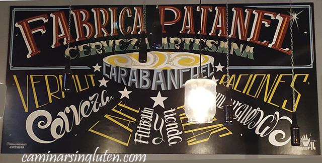 Fabrica de cervezas artesanas Patanel