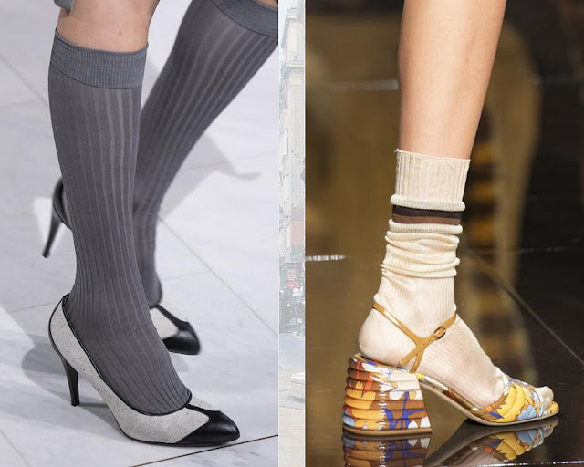 Модная обувь весна-лето 2020 18-2
