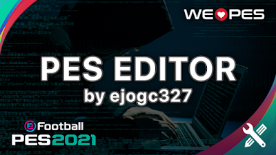PES Editor 0.11.3 by ejogc327 | PES 2021