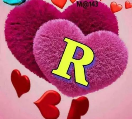 R Photo R Name Image R Love Photo R Images