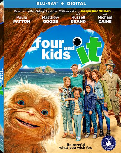 #FourKidsAndIt Movie