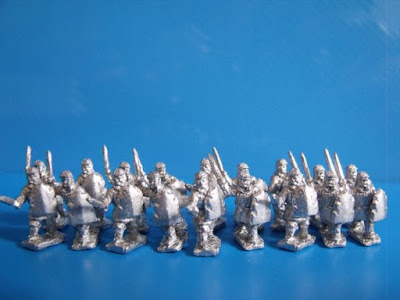 10HA01 Han Swordsmen 30 figures incl command