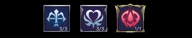 Emblem Ruby Tersakit dan Terkuat