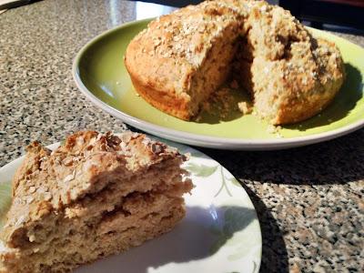 Hearty Oats Loaf