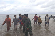 Lambung Kapal Bocor, KM. Canci Ladjoni 3 Tenggelam Di Perairan Pulau Jampea