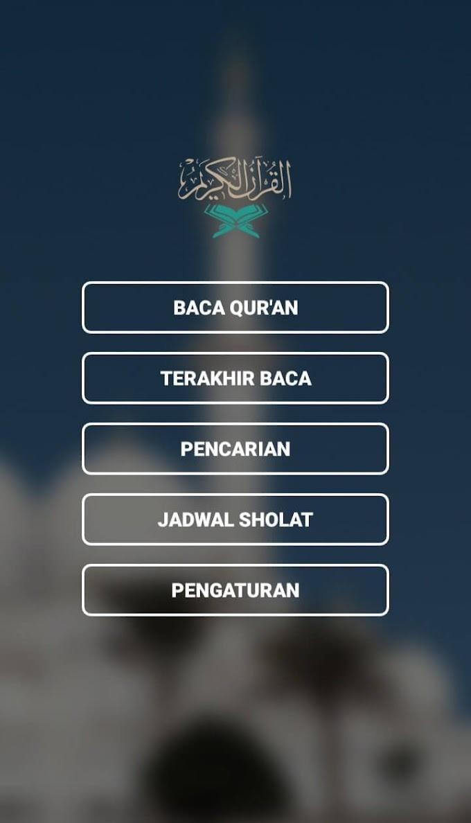 Review Aplikasi Al-Qur'an Indonesia Terbaik Karya Andi Unpam
