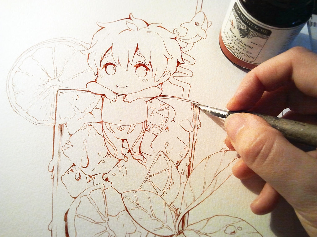 03-WIP-Makotochan-Nashi-Illustrations-that-Bring-out-Depth-of-Colour-in-Manga-Comics-www-designstack-co