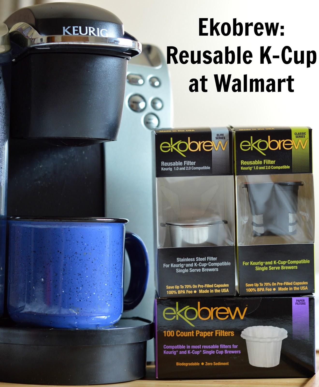 How Ekobrew Reusable K Cup Restores My Humanity