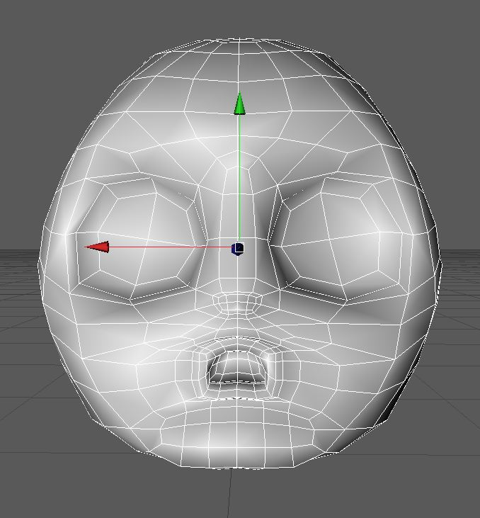 Super fast character head creation with Zbrush and Cinema 4d