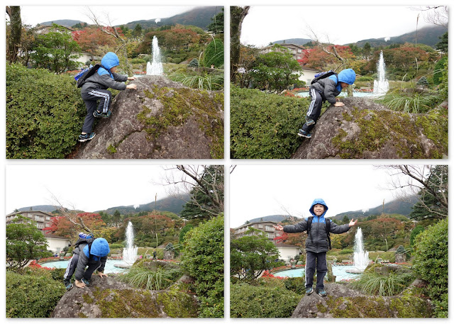 Hakone Trip with kids
