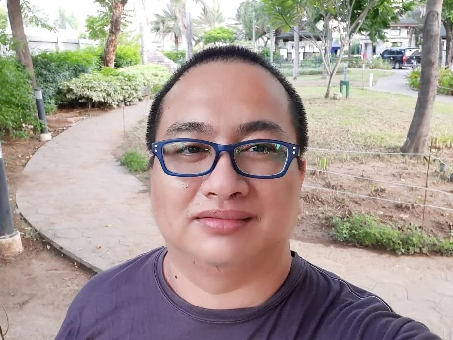 Samsung Galaxy M31 Camera Sample - Selfie, Normal