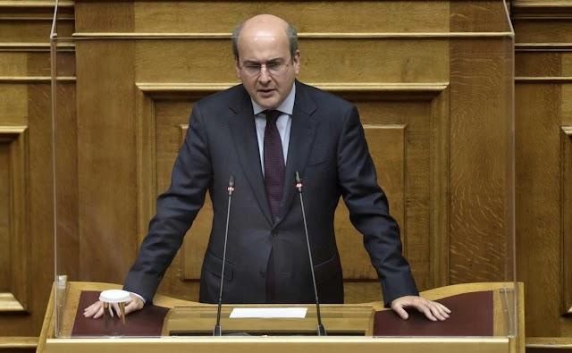 Χατζηδάκης για εργασιακό νομοσχέδιο: Κακιασμένη κριτική της αντιπολίτευσης που θα ξεχαστεί
