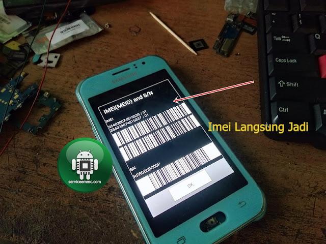 Fix Mengatasi Samsung J1 Ace Stuck Odin Mode Secure Download ENABLED