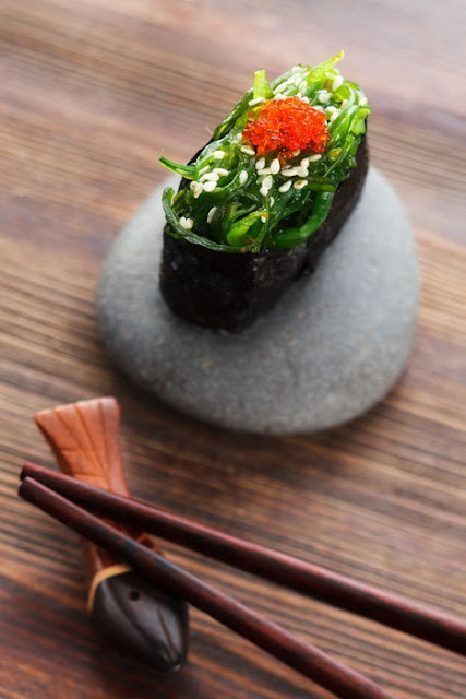 Kenali Lebih Dekat 7 Jenis Sushi Populer Ini. Mana favoritmu?