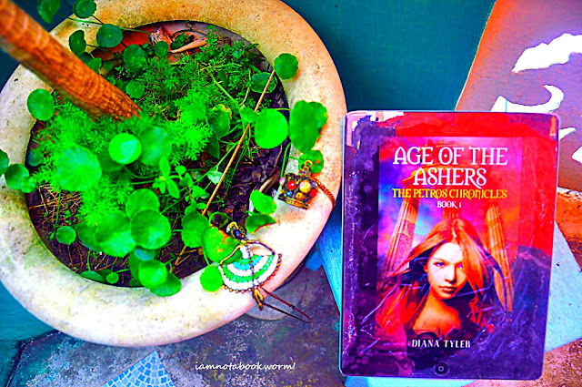 Age of the Ashers (The Petros Chronicles #1) by Diana Tyler | ARC | A Book Review by iamnotabookworm!