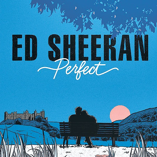 Perfect song lyrics - Ed Sheeran perfect song lyrics 2018
