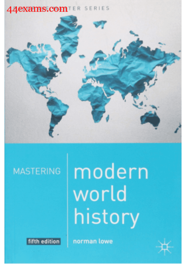 Modern-World-History-by-Norman-Lowe-For-UPSC-Exam-PDF-Book